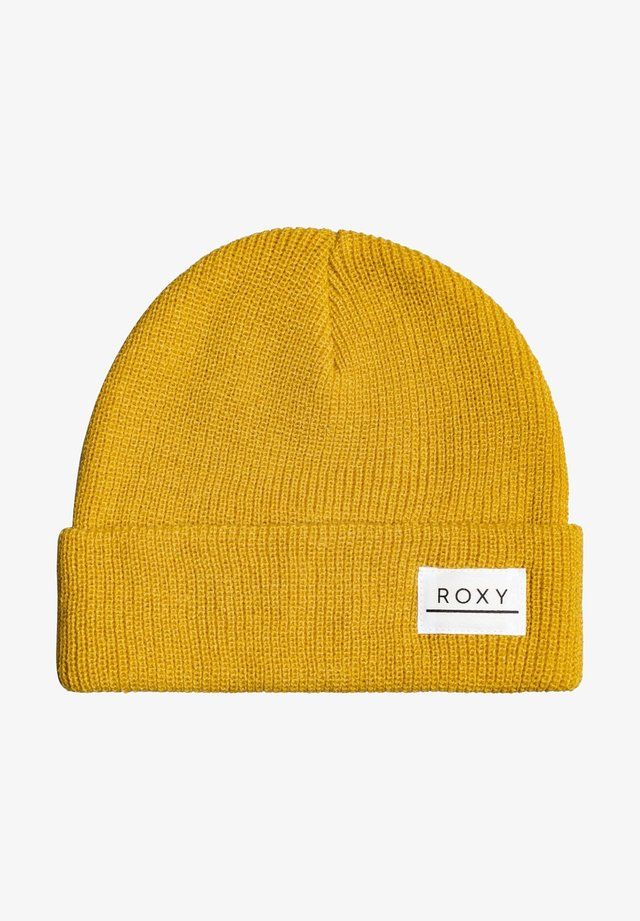 ISLAND FOX - Beanie - mineral yellow