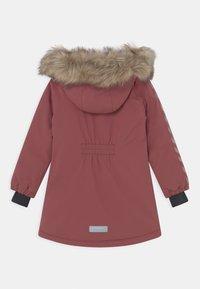 Hummel - LEAF COAT - Winterjas - roan rouge - 1