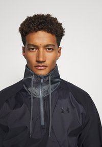 Under Armour - ZIP JACKET - Træningsjakker - black - 3