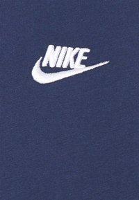 Nike Sportswear - CLUB TANK - Top - midnight navy/white - 2
