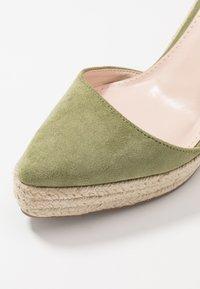 RAID - FYNN - High heels - khaki - 2