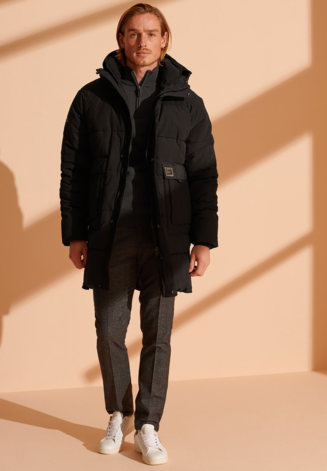 Homme PIVOT  - Veste d'hiver