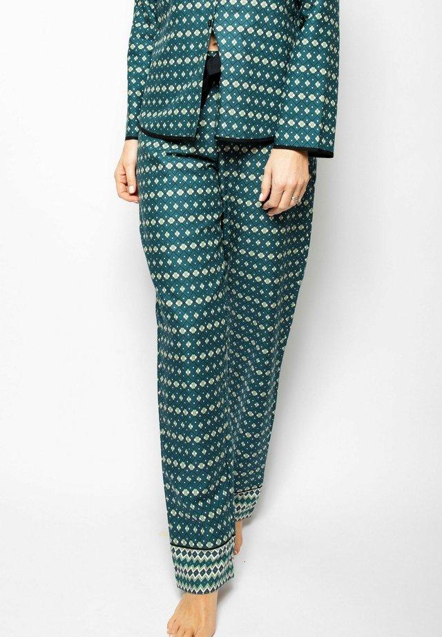 ELENA GEO PRINT - Pyjamabroek - geo prt