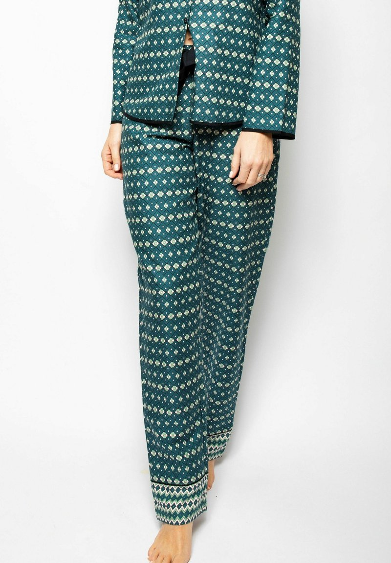 Cyberjammies - ELENA GEO PRINT - Pyjama bottoms - geo prt