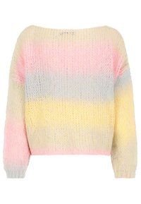 Sublevel - Jumper - yellow - 1