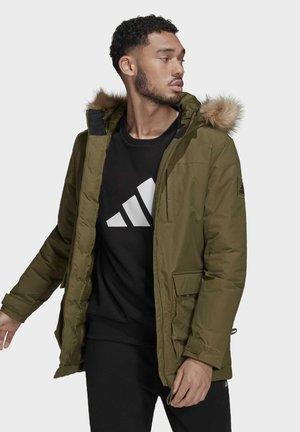 UTILITAS HO PKA - Winter jacket - green