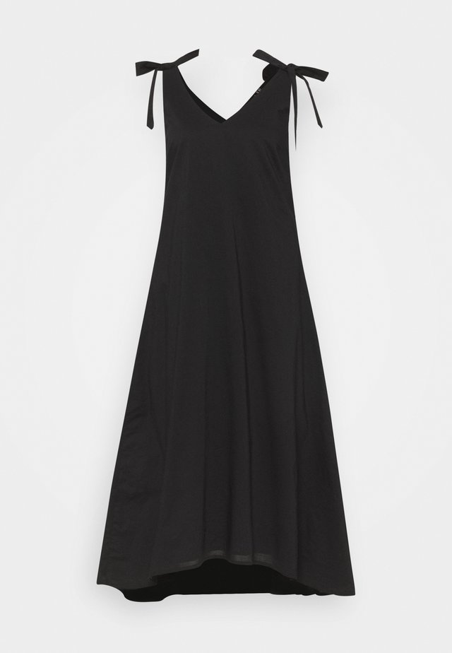 VMKARL DRESS TALL - Day dress - black