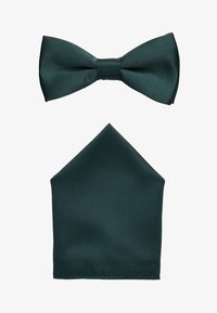Only & Sons - ONSTRENT BOW TIE BOX HANKERCHIEF SET - Kapesník do obleku - scarab - 1