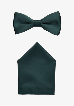 ONSTRENT BOW TIE BOX HANKERCHIEF SET - Pocket square - scarab