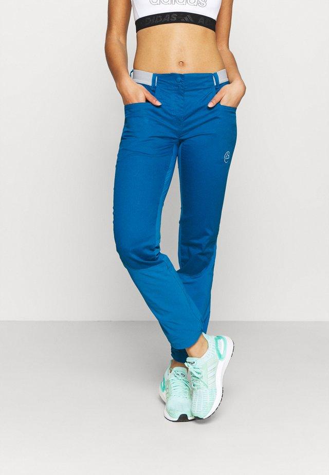 PETRA PANT  - Pantalon classique - neptune