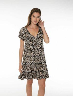 Denní šaty - true black
