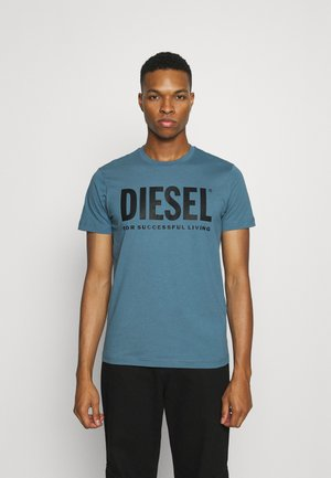 DIEGOS ECOLOGO UNISEX - Print T-shirt - blue
