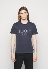 JOOP! Jeans - AMBROS  - Triko spotiskem - dark blue - 0