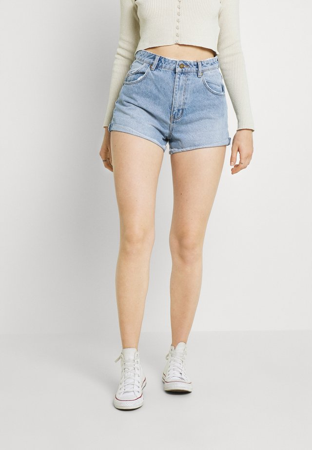 Shorts di jeans - old stone