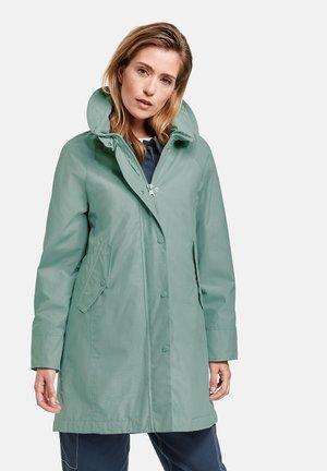 Short coat - harbor gray