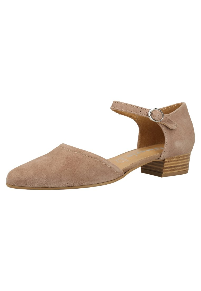 TAMARIS PUMPS Pumps taupe