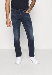 Tommy Jeans - SCANTON SLIM - Slim fit -farkut - dynamic chester blue - 0