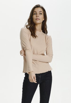 CANDACEKB  - Long sleeved top - rose dust