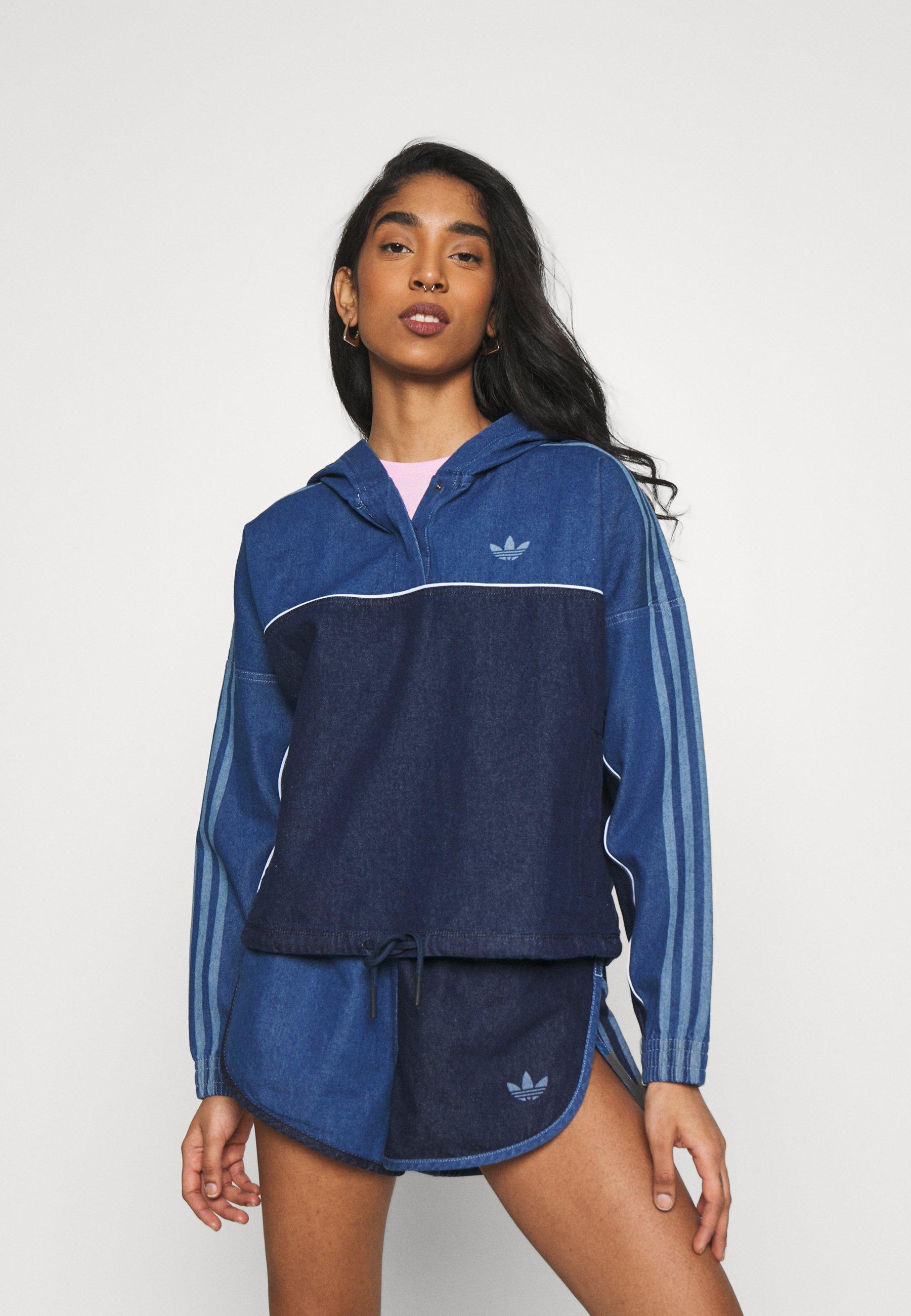 Women HOODIE - Denim jacket