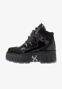 Bronx - MOON WALKK - High-top trainers - black - 1