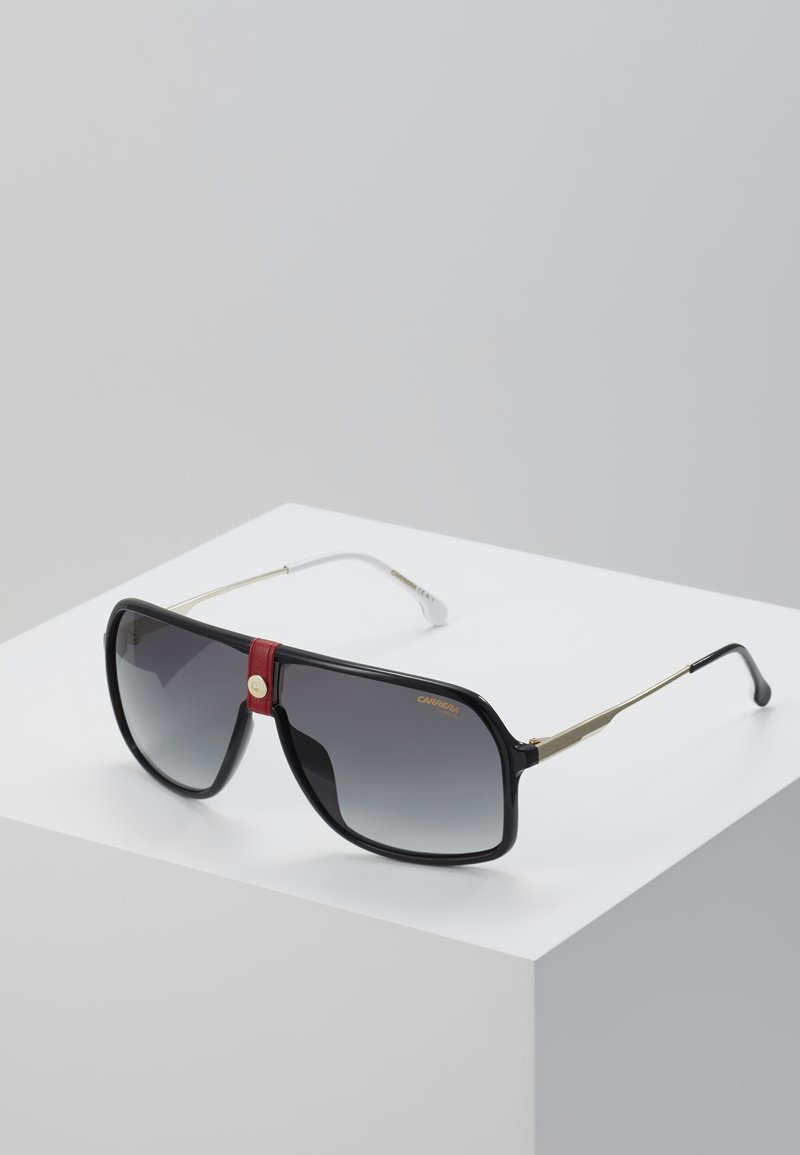 Carrera - Solglasögon - gold-coloured/red