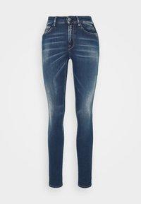 Replay - LUZIEN PANTS - Jeans Skinny Fit - medium blue - 5