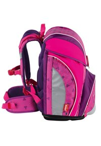 Scout - SET  - Set zainetto - pink flowers - 2
