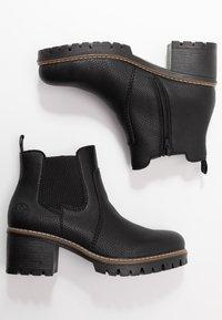Rieker - Ankle boots - schwarz - 3