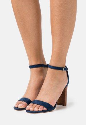 JERECLY - Sandals - navy