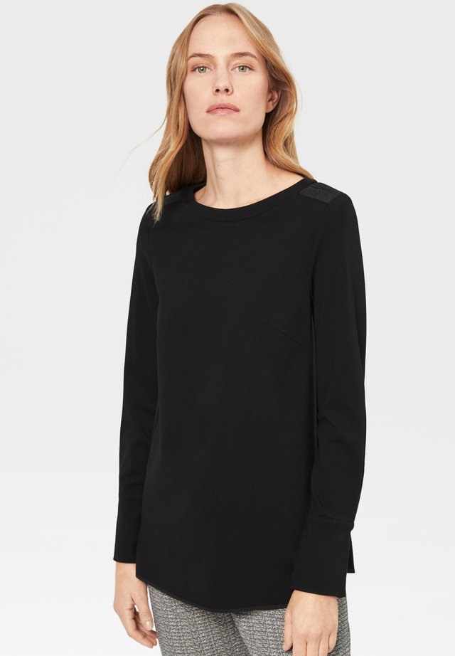 JUDY - Sweatshirt - black