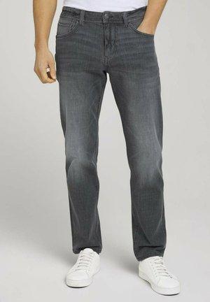 MARVIN  - Straight leg jeans - grey denim