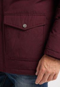 DreiMaster - Winter coat - bordeaux - 3