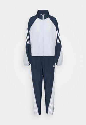 GAMETI SET - Trainingsanzug - light blue