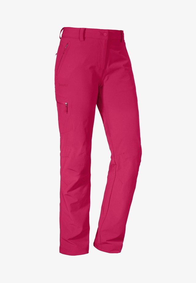ASCONA - Trousers - pink