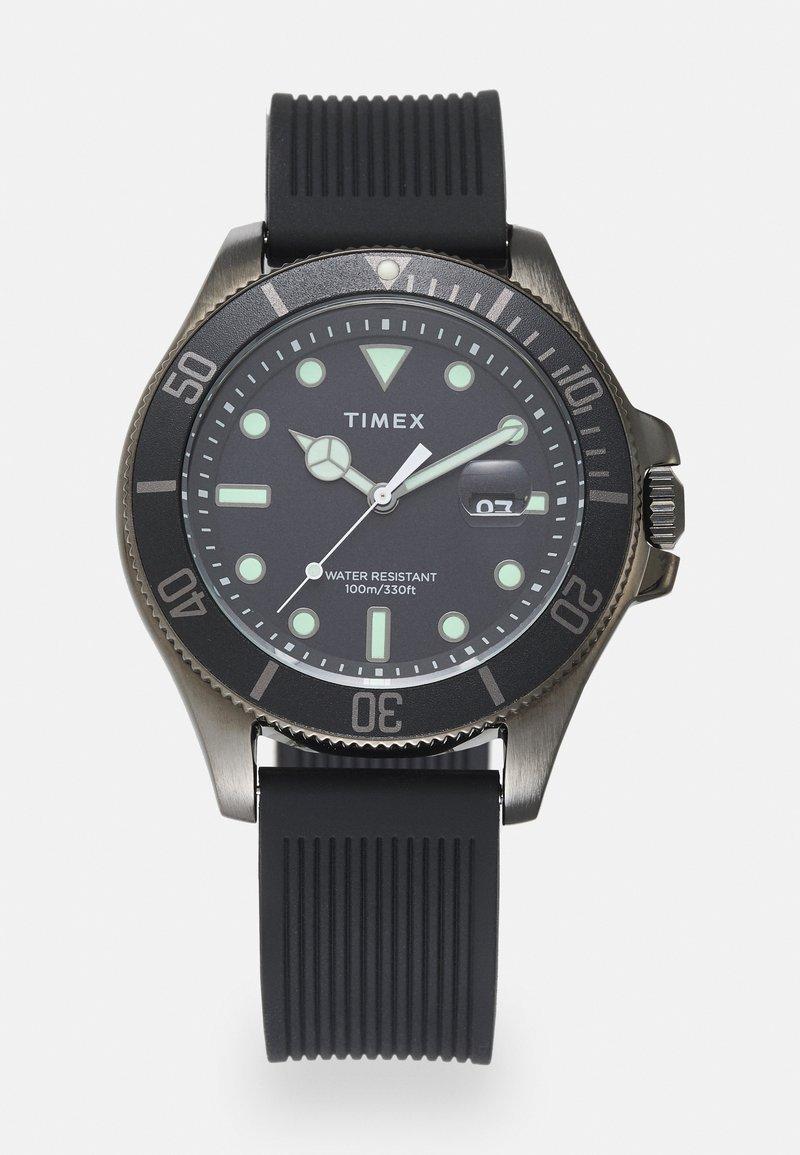 Timex - HARBORSIDE - Watch - gun/gray/black