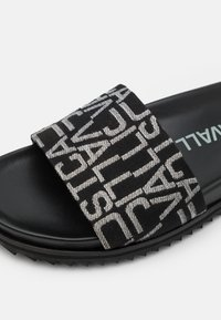 Just Cavalli - Mules - black/grey - 5