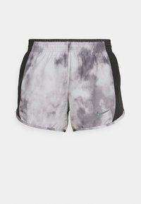 ICON CLASH 10K SHORT - Pantalón corto de deporte - light smoke grey/dark smoke grey
