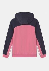 adidas Performance - Zip-up sweatshirt - rose tone/vivid red/white - 1