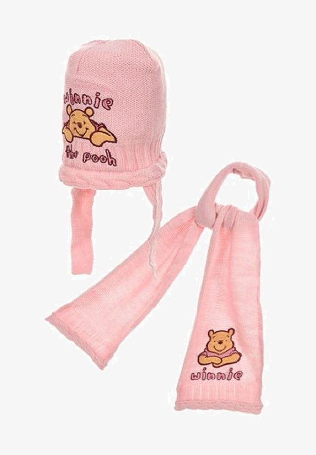 SET OF 2 - Scarf - rosa