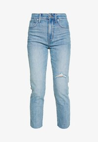 Madewell - PERFECT VINTAGE - Slim fit jeans - rosabelle - 4