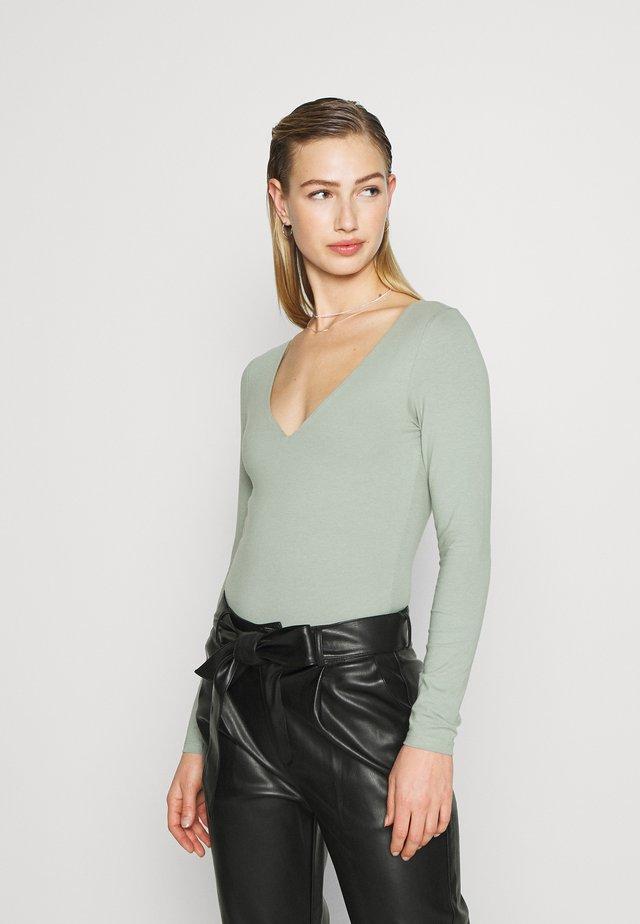Maglietta a manica lunga - light green