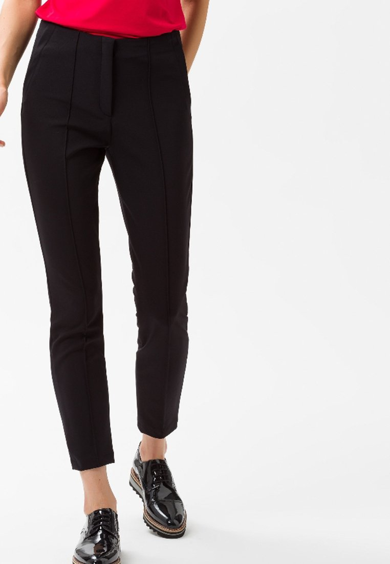 BRAX - STYLE STELLA - Trousers - black