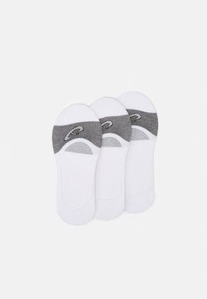SECRET SOCK 3 PACK UNISEX - Calcetines tobilleros - brilliant white