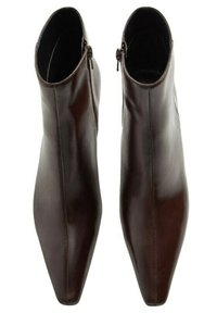 Mango - MOON - Classic ankle boots - chocolat - 1