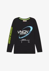 Vingino - JURT - Long sleeved top - deep black - 2