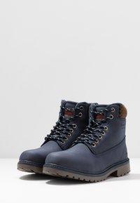 KangaROOS - RIVETER - Ankle boots - dark blue - 4