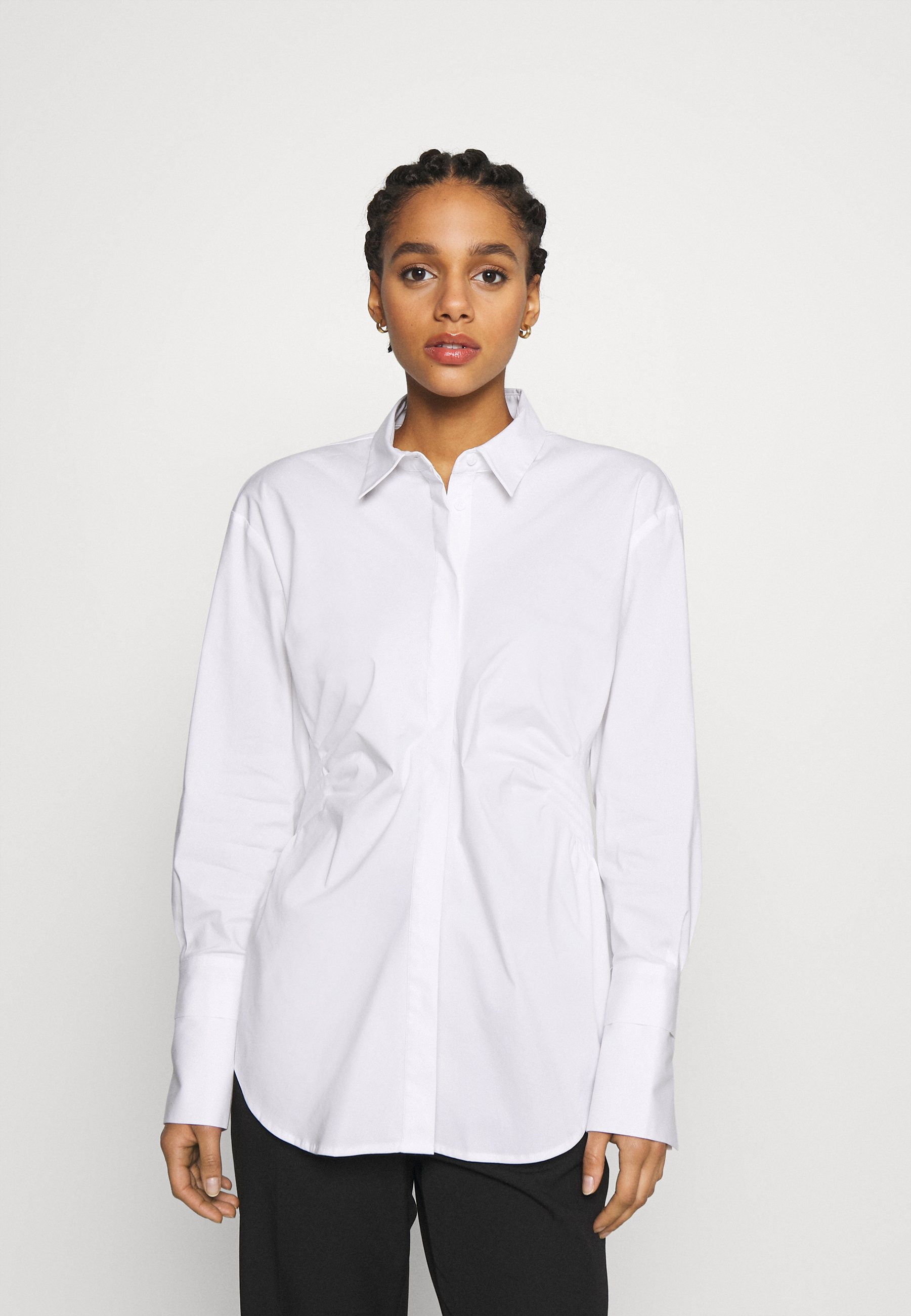 Women EVE DRAPE BLOUSE - Button-down blouse
