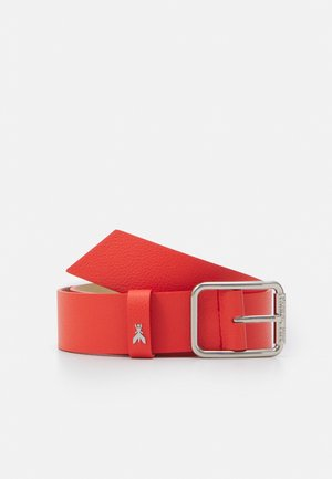 CINTURA BELT - Belt - hibiscus red