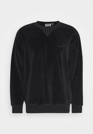 UNITED SCRIPT - Long sleeved top - black