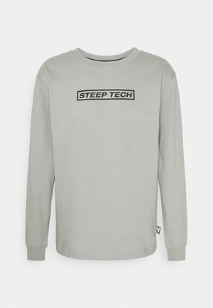 STEEP TECH LIGHT - Long sleeved top - wrought iron